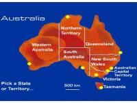 Các tiểu bang và lãnh thổ nước Úc